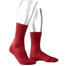 Falke TK1 Wool Chaussettes de trekking Femme, scarlet moulinã©
